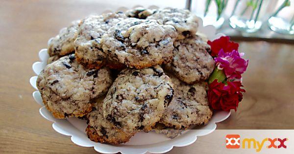 Oreo Cheesecake Cookies (5 Ingredients)