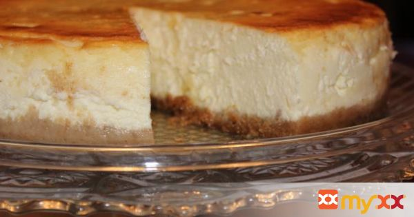 Fabulous New York Cheesecake