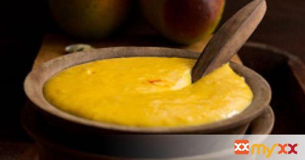 Amrakhand - Mango Based Dessert