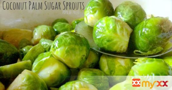 Coconut Palm Sugar Sprouts