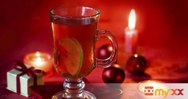 Orange & Spice® Hot Mulled Wine