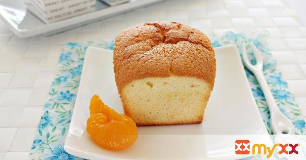 Orange Muffin Without Butter