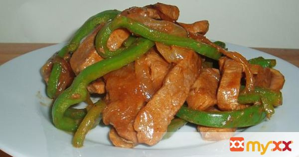 Pepper Steak (Savory Traditions)