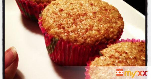 Oatmeal Strawberry Banana Muffin