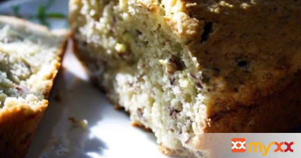 Rosemary Olive Oil Bread: As Easy As Pie