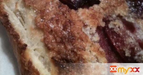 Rustic Cherry Tart