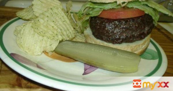 Stufz Bastille Burger