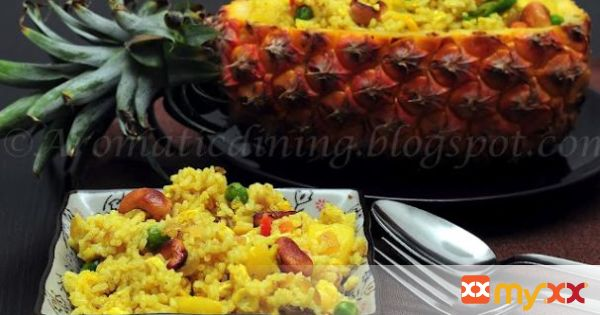 Thai Pineapple Rice