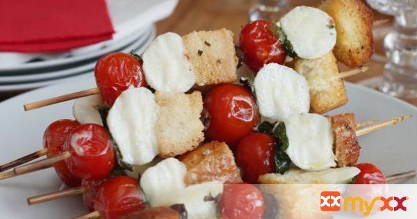 Tomato Mozzarella Appetizer