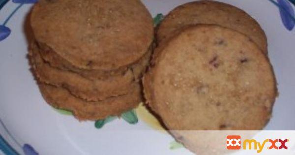 Worlds Best Pecan Shortbread Cookies