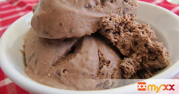 Yummy Nutella Ice Cream