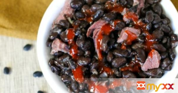 Summer Black Beans