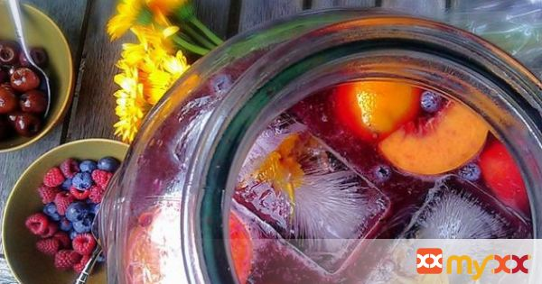 Summer Fruit Sangria
