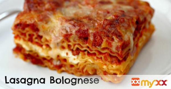 Un Assaggio's Lasagna Bolognese