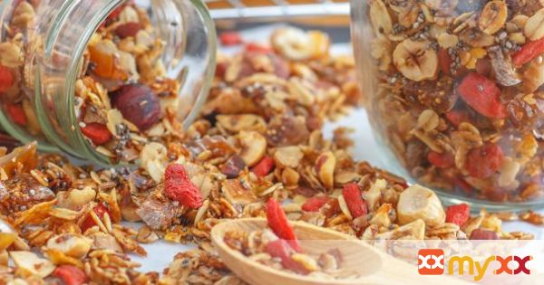 Super Healthy Homemade Granola