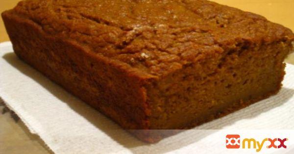 Sweet Maple Pumpkin Bread