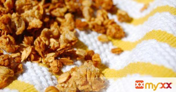 Vanilla Coconut Granola