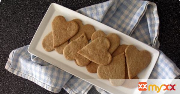 Vanilla Honey Cut Out Cookies