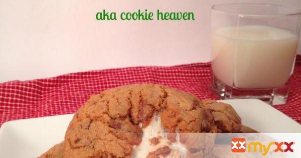 S'mores Cookies {aka cookie heaven}