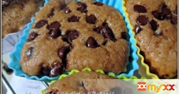 Vegan Whole Wheat and Corn Flour Muffins