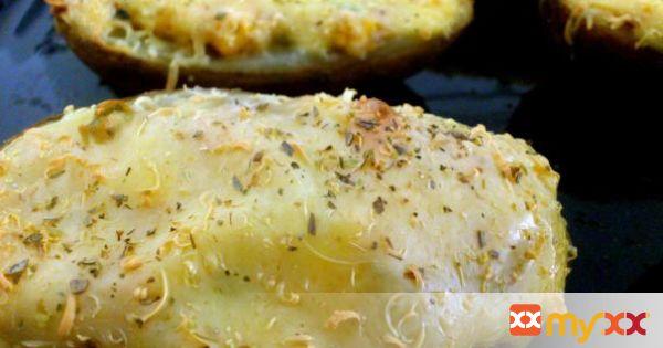 Vegetarian Jacket Potatoes