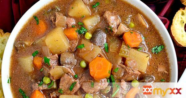 Crockpot Beef Stew - Gluten Free