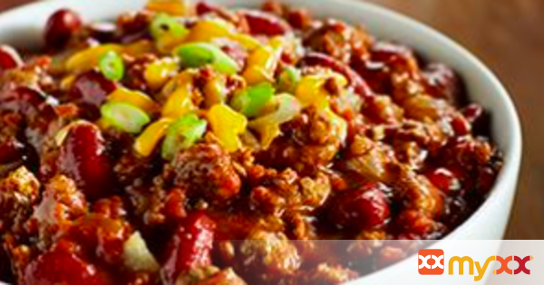 Simply Better Chili