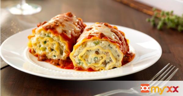 Barilla Lasagne Rolls