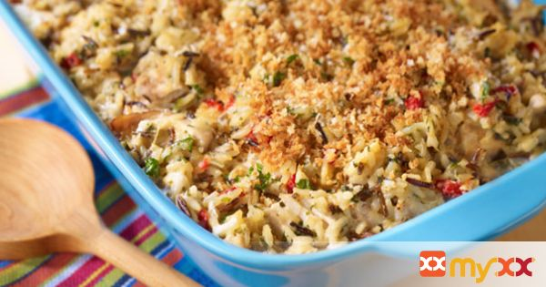 Wild Rice Chicken Supreme