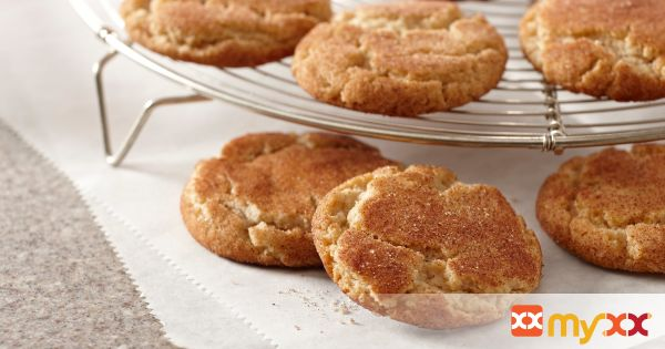 Double Cinnamon Sugar Cookie