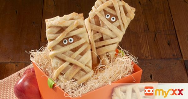 Mummy Apple Pies