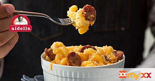 Andouille Sausage Mac & Cheese