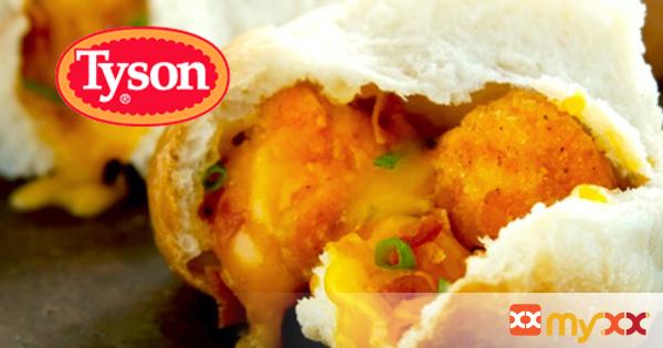 Cheesy Chicken & Bacon Pull-Aparts