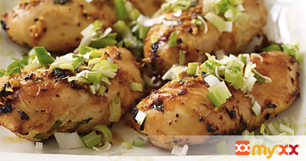 Weight Watchers Ginger Lime Chicken