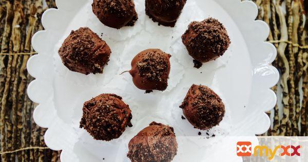 Oreo Nutella Truffels