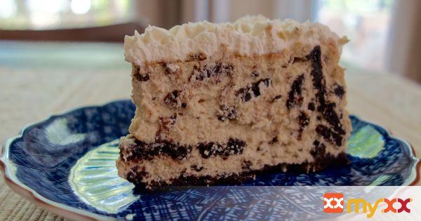 Oreo Coffee Cheesecake