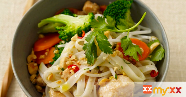 Weight Watchers Chicken Pad Thai