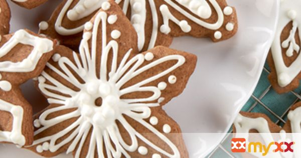 Fast Track Gingerbread Cookies