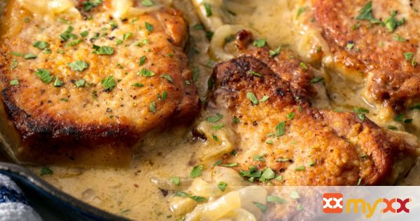Smothered Pork Chops