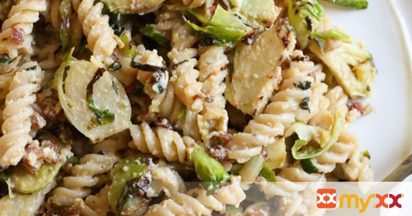 Brussel Sprout Carbonara
