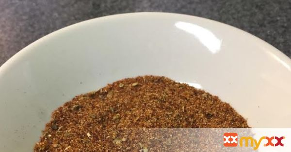 Taco Seasoning - Homemade