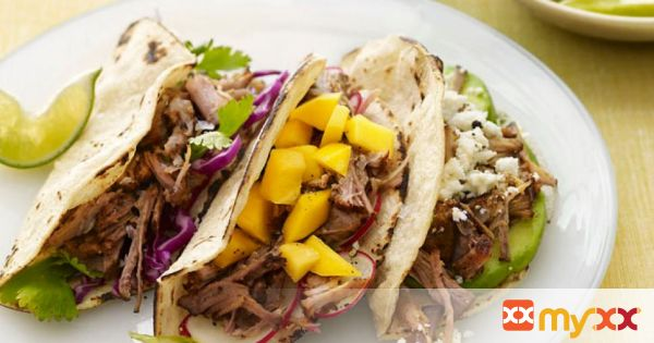 Slow-Cooker Pork Tacos
