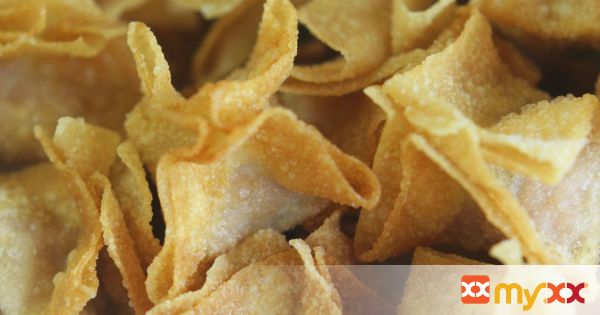 Ground Chuck Wontons