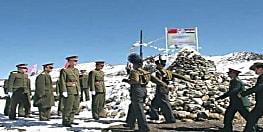 भारत-चीन सैनिकों में फिर हुई झड़प, चीन ने की घुसपैठ की कोशिश