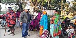 सुपौल : जिले में ठण्ड का कहर जारी, जरुरतमंदों के बीच प्रशासन ने किया कम्बल वितरण