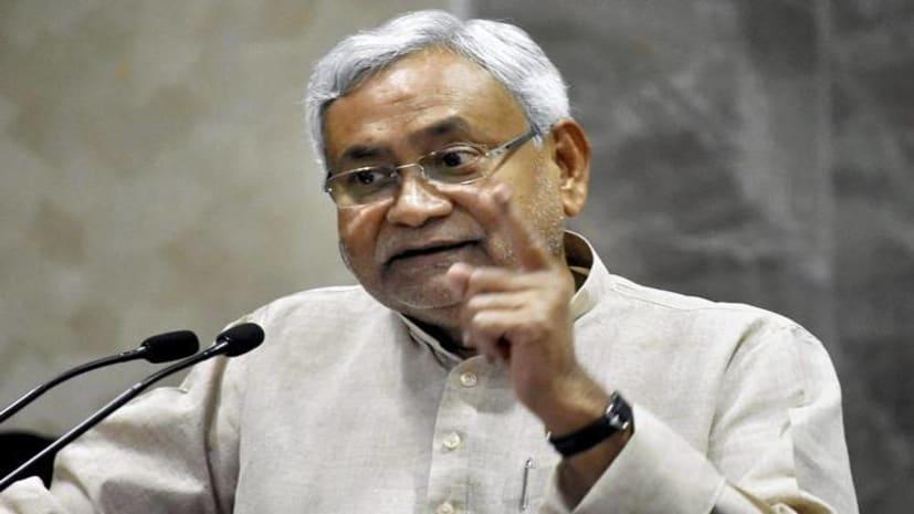 CM नीतीश ने एक बार फिर से ट्रिपल 'C' पर जताई प्रतिबद्धता, कहा-हमने कानून का राज कायम किया है