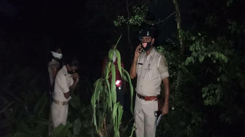 बेगूसराय में एक साथ दो लाश मिलने से हड़कंप, परिजनों ने जताई हत्या की आशंका