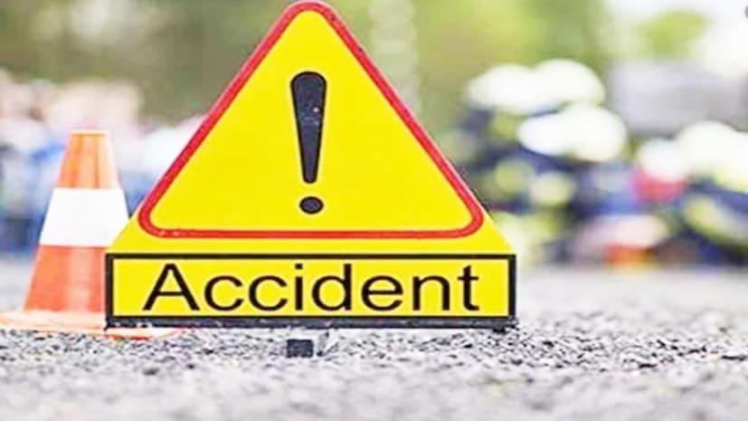 आरा में सड़क हादसे में 1 युवक की मौत, 1 घायल