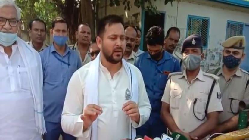 तेजस्वी ने सोशल मीडिया पर पीएम मोदी के 5 वर्ष पूर्व का वीडियो जारी किया, स्वयं पीएम 33 घोटालों की दे रहे जानकारी