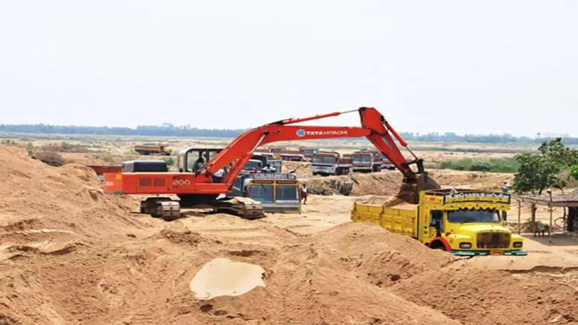 बिहार कैबिनेट का बड़ा निर्णय, बालू खनन की बंदोबस्त अवधि को सरकार ने बढ़ाया,जानें....